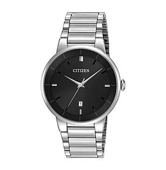 Citizen® Men's Stainless Steel Bracelet Watch