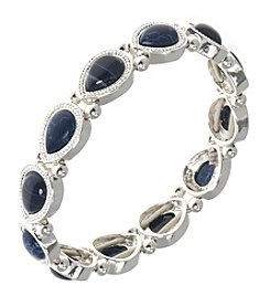 Nine West® Teardrop Stretch Bracelet