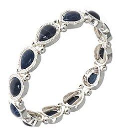 Nine West® Teardrop Stretch Bracelet