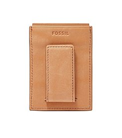 Fossil® Ford RFID Magnetic Card Case Saddle