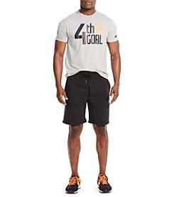 Polo Sport® Men's Neon Fleece Athletic Shorts
