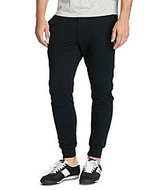 Polo Sport® Men's Woven Viscose Terry Athletic Pants