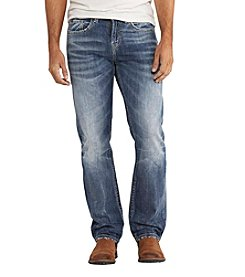 Silver Jeans Co. Men's Grayson Dark Wash Jeans