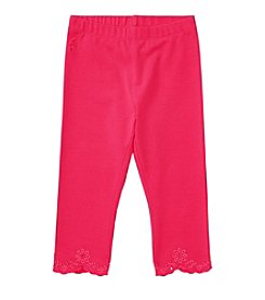 Polo Ralph Lauren® Girls' 2T-6X Solid Leggings