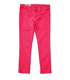Polo Ralph Lauren® Girls' 2T-6X Aubrie Denim Pants