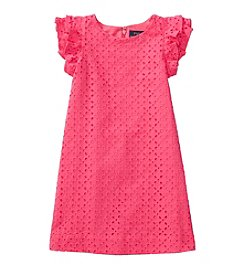 Polo Ralph Lauren® Girls' 2T-6X Eyelet Dress