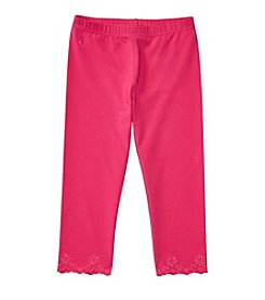 Polo Ralph Lauren® Girls' 7-16 Eyelet Leggings