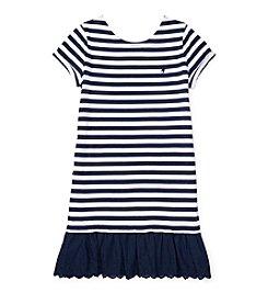 Polo Ralph Lauren® Girls' 7-16 Striped Dress