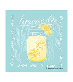Thirstystone® Summer Drinks Lemonade Coasters