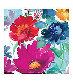 Thirstystone® Affluent Colors Floral Coasters
