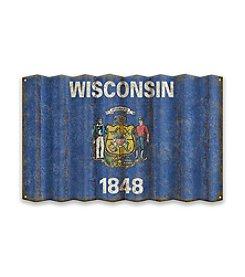 Meissenburg Designs Wisconsin 1848 Sign