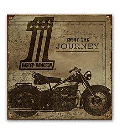 Meissenburg Designs Harley Davidson® Journey Wall Art