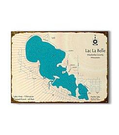 Meissenburg Designs Lac La Belle Sign