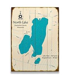 Meissenburg Designs North Lake Sign
