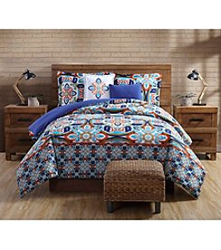 Living Quarters Loft Old Havana 5-Pc. Comforter Set