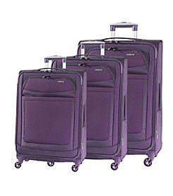 American Tourister® iLite Max Purple Luggage Collection + $50 Gift Card by Mail