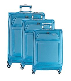 American Tourister® iLite Max Light Blue Luggage Collection + $50 Gift Card by Mail