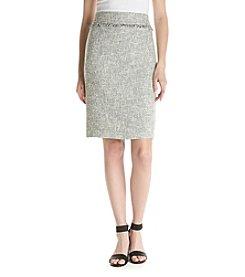 Kasper® Tweed Skirt