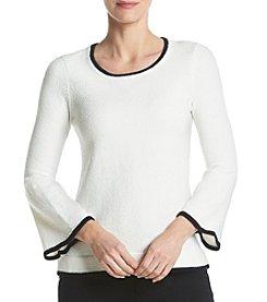 Calvin Klein Bell Sleeve Sweater