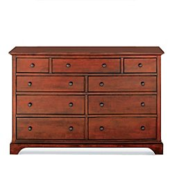 Cresent Retreat Cherry Media Dresser