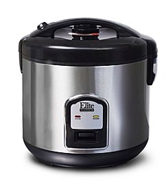 Elite Platinum 20-Cup Sealed Rice Cooker