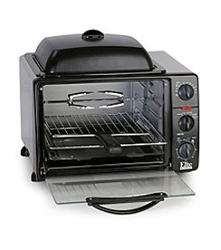 Elite Platinum Convection Countertop Oven with Rotisserie