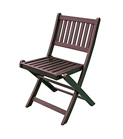 Northbeam Eucalyptus Set of 4 Folding Chairs