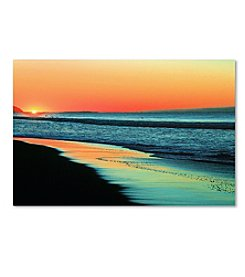 Trademark Fine Art Beata Czyzowska Young 'Good Morning Sunshine' Canvas Art