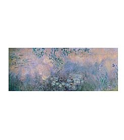 Trademark Fine Art Claude Monet 'Water Lilies 1914-22' Canvas Art