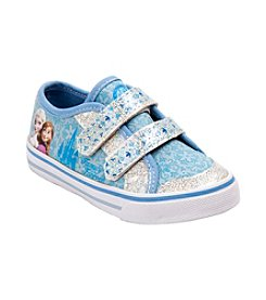 Josmo Girls' Frozen Canvas Sneakers