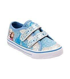 Josmo Girls' Frozen Canvas Sneakers
