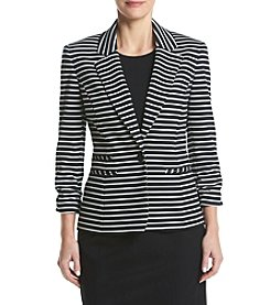 Nine West® Notch Collar Blazer