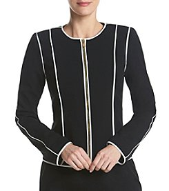 Calvin Klein Contrast Piping Jacket
