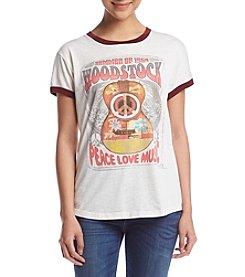 Doe® Woodstock Peace Tee