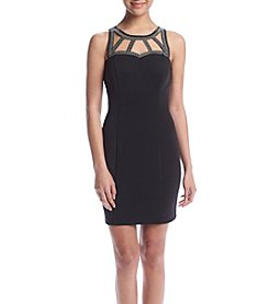 Speechless® Beaded Cut-Out Bodycon Dress