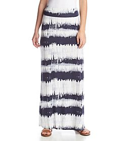 Sequin Hearts® Tie-Dye Maxi Skirt