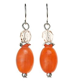 Studio Works® Beaded Drop Earring