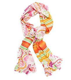 Lauren Ralph Lauren® Elaine Watercolor Paisley Wrap