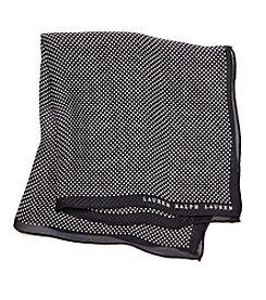 Lauren Ralph Lauren® Solange Dot Mini Square Scarf