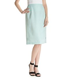 Alfred Dunner® Pencil Skirt