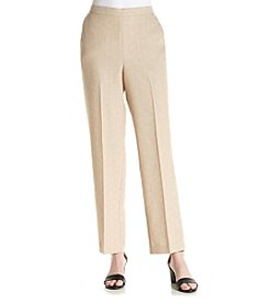 Alfred Dunner® Petites' Proportioned Short Pants