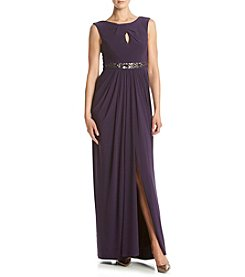 Adrianna Papell® Embellished Jersey Dress