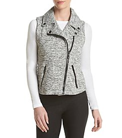 Calvin Klein Performance Asymmetric Zip Moto Jacket