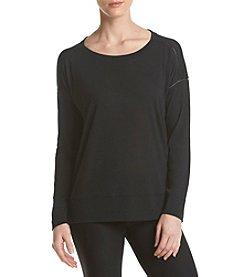 Calvin Klein Performance Solid Dolman Sleeve Top