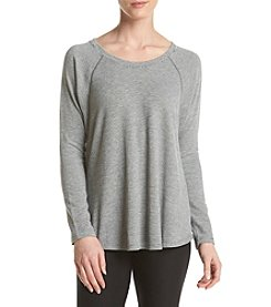 Calvin Klein Performance Knit Stripe Top