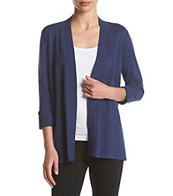 Studio Works® Tab Sleeve Cardigan