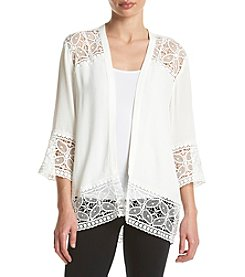 Studio Works® Cosi Jacket With Lace