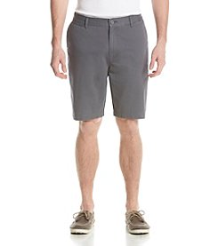 John Bartlett Consensus Men's Slim Flat Front Shorts