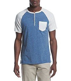 Levi's® Men's Jersey Landon Spacked Snow Tee