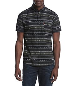Levi's® Men's Andee Baja Stripe Woven Button Down
